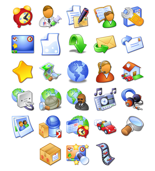 iconaholic Free Icons