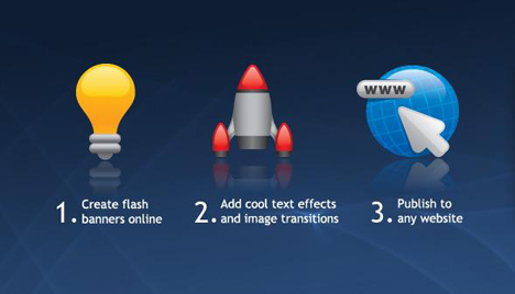 how to create flash images online
